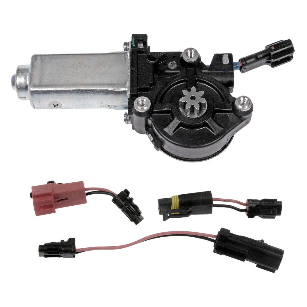 Dorman dodge ram 1995 2001 power window motor for 2001 dodge dakota window regulator replacement