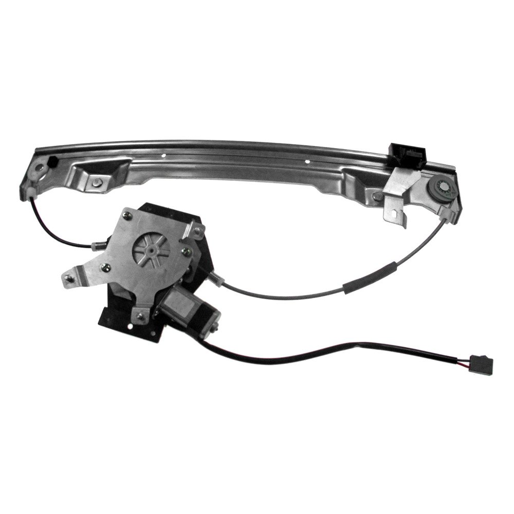 Dorman 748 507 rear right power window motor and for 2002 ford explorer right rear window regulator