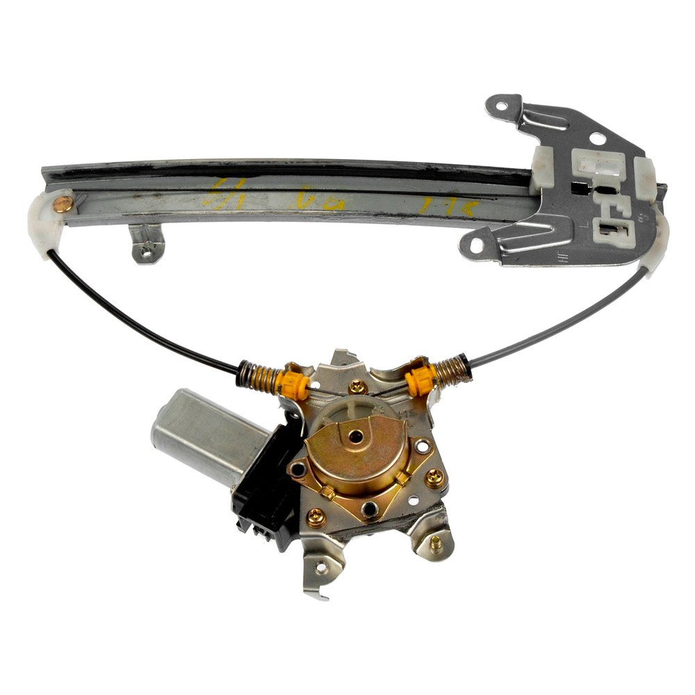 Dorman 748 978 rear left power window motor and for Window regulator and motor assembly