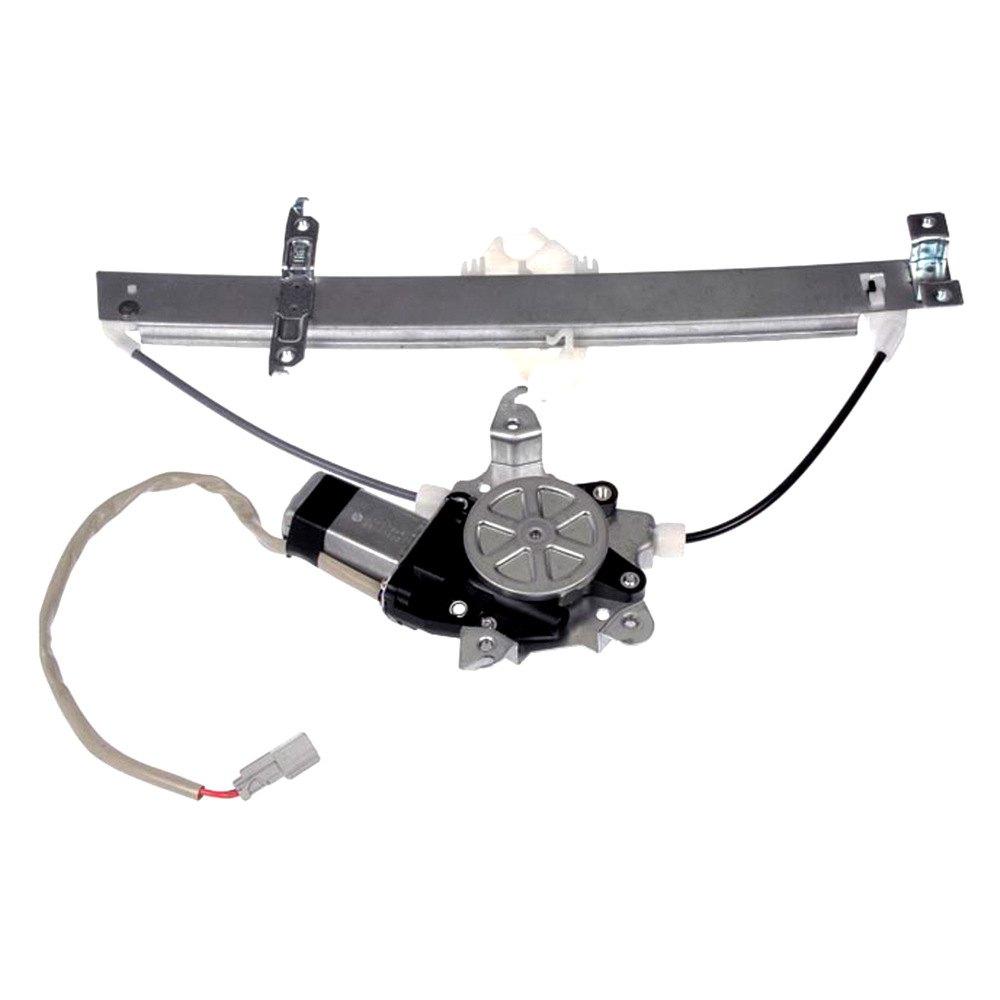 Dorman honda fit 2007 power window motor and regulator for Power window motor and regulator