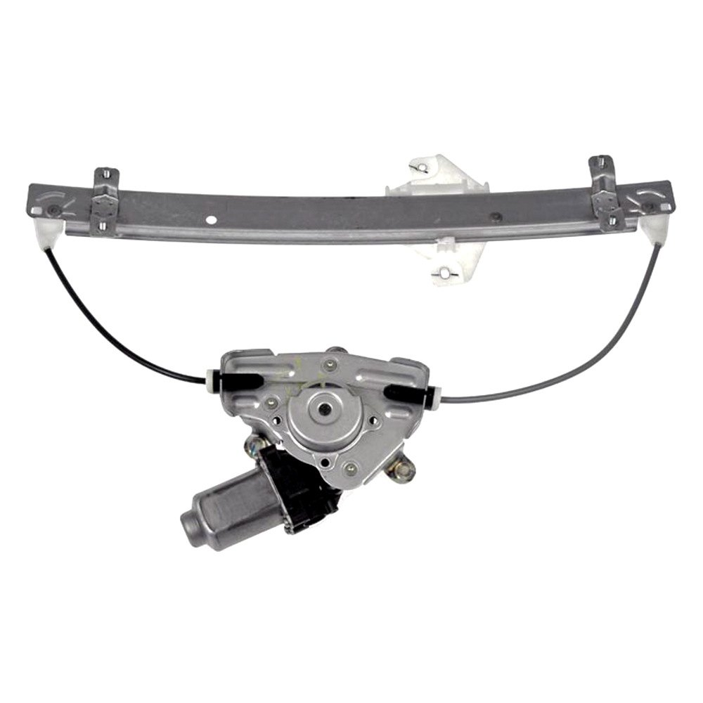 Dorman hyundai accent 2012 power window motor and for Window regulator and motor assembly
