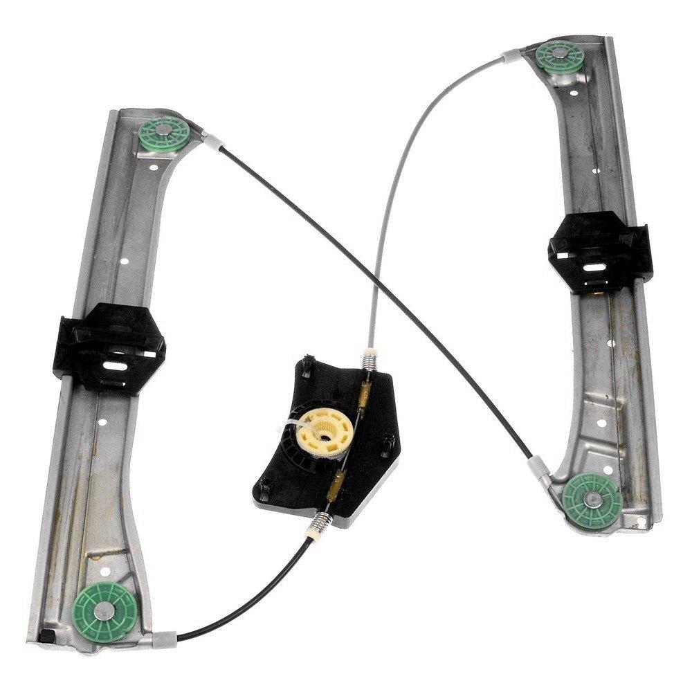 Dorman 752 196 front driver side power window regulator Window motor and regulator cost