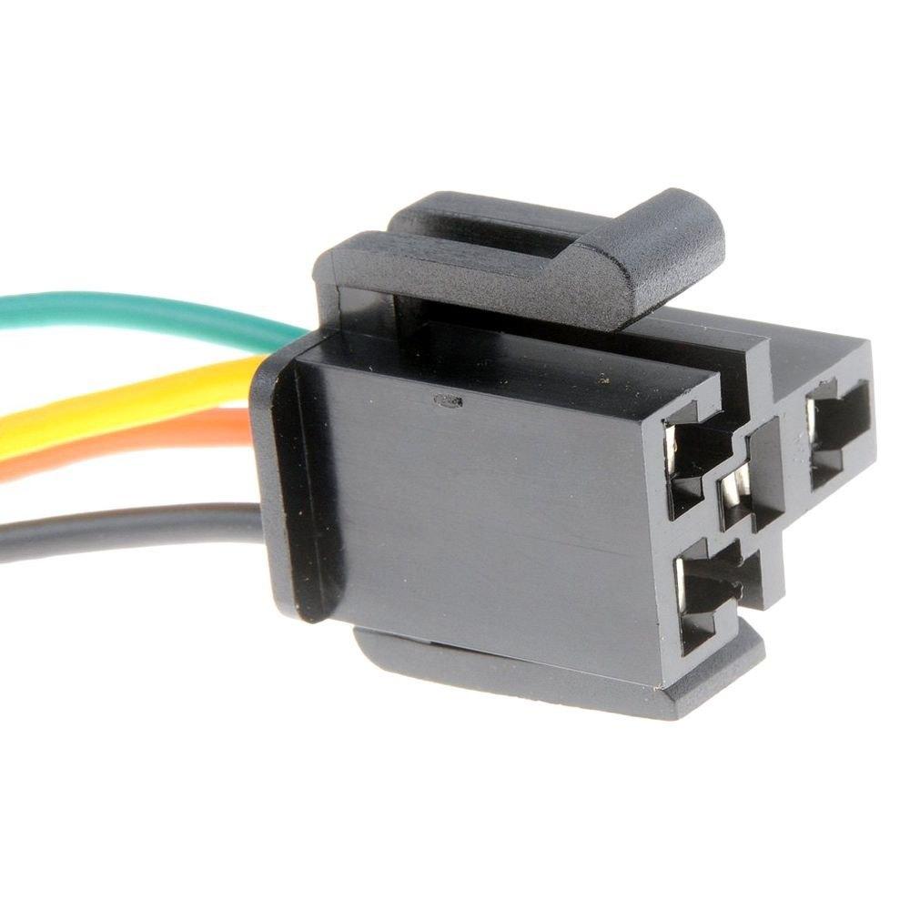 Dorman 85178 4 wire hvac blower motor resistor for What is a blower motor resistor
