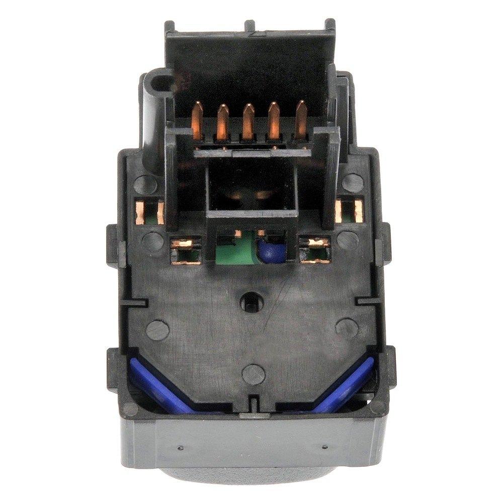 Dorman 174 901 124 Oe Solutions Door Mirror Switch