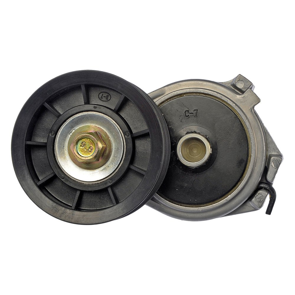 Dodge Dynasty 1990 Idler Tensioner Pulley: Service Manual [How To Replace A Tensioner Pulley 1994
