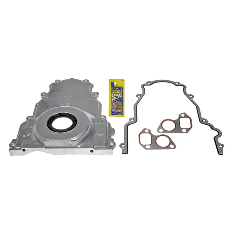 Chevrolet Performance 12562818 Timing Chain Cover: Chevy Trailblazer 2003-2004 OE Solutions™ Timing