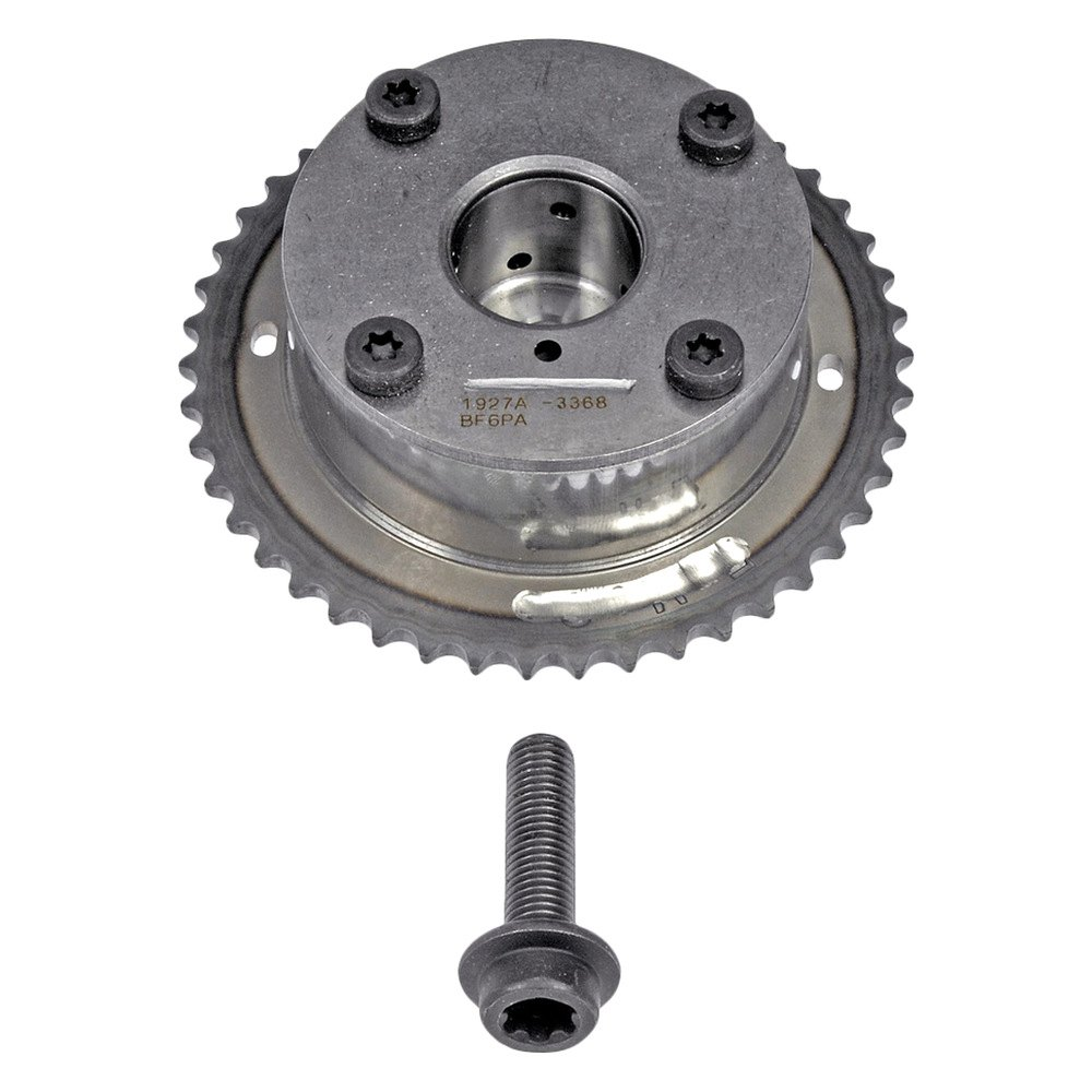 Left Bank Variable Timing Camshaft Gear