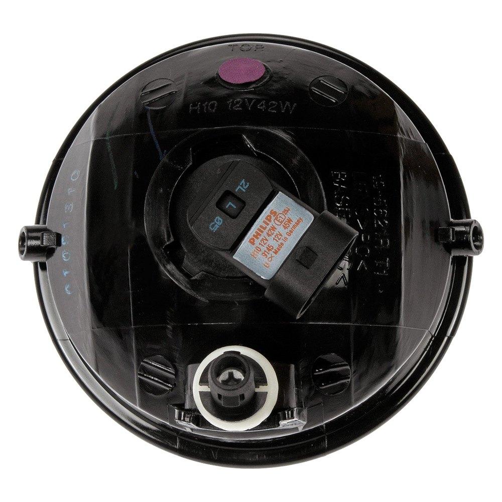 replacement fog light dorman driver side replacement fog light. Black Bedroom Furniture Sets. Home Design Ideas