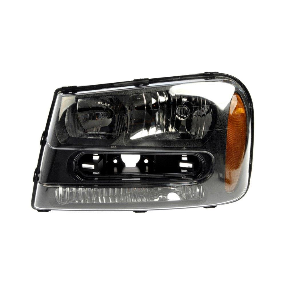 Chevy Trailblazer Base 2008 Replacement Headlight