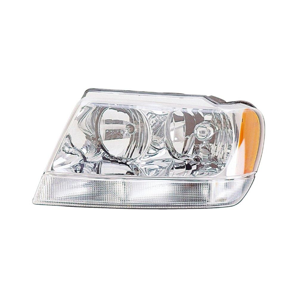dorman jeep grand cherokee 2002 replacement headlight. Black Bedroom Furniture Sets. Home Design Ideas