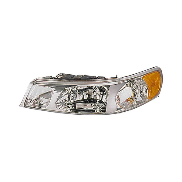 dorman lincoln town car 1998 2002 replacement headlight. Black Bedroom Furniture Sets. Home Design Ideas