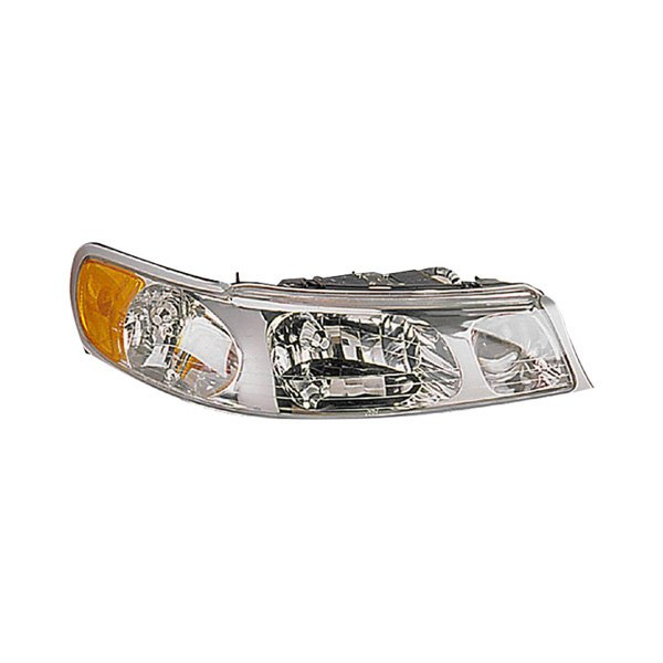 1998 Lincoln Town Car Interior: Lincoln Town Car 1998 Replacement Headlight