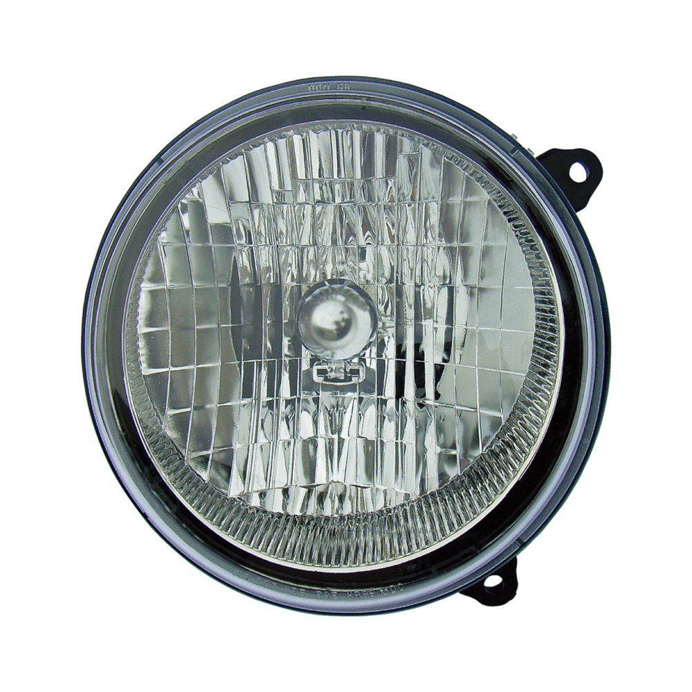 Jeep Liberty 2002 Replacement Headlight