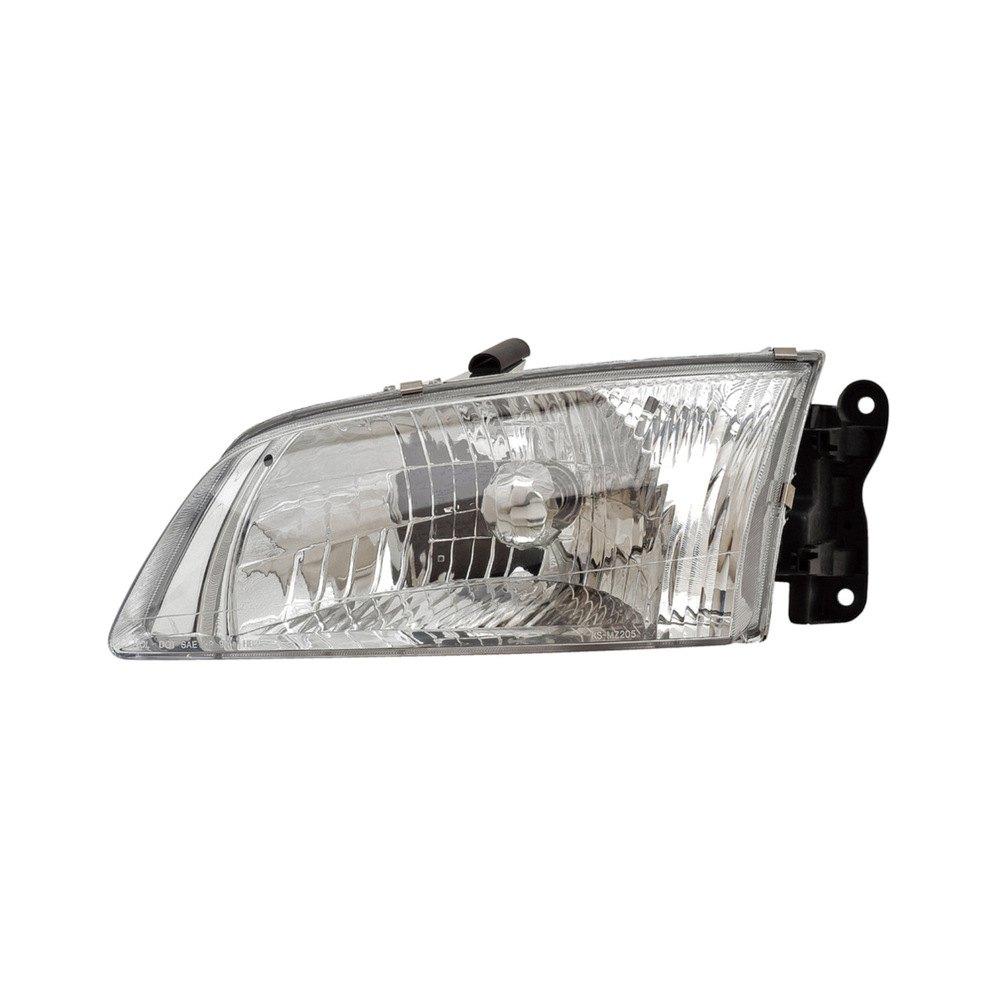 dorman 174 mazda 626 2000 2002 replacement headlight