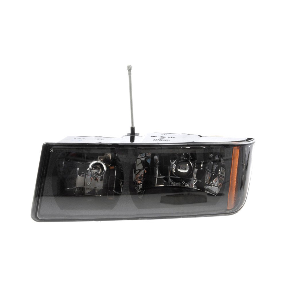 dorman chevy avalanche 2003 2004 replacement headlight. Black Bedroom Furniture Sets. Home Design Ideas