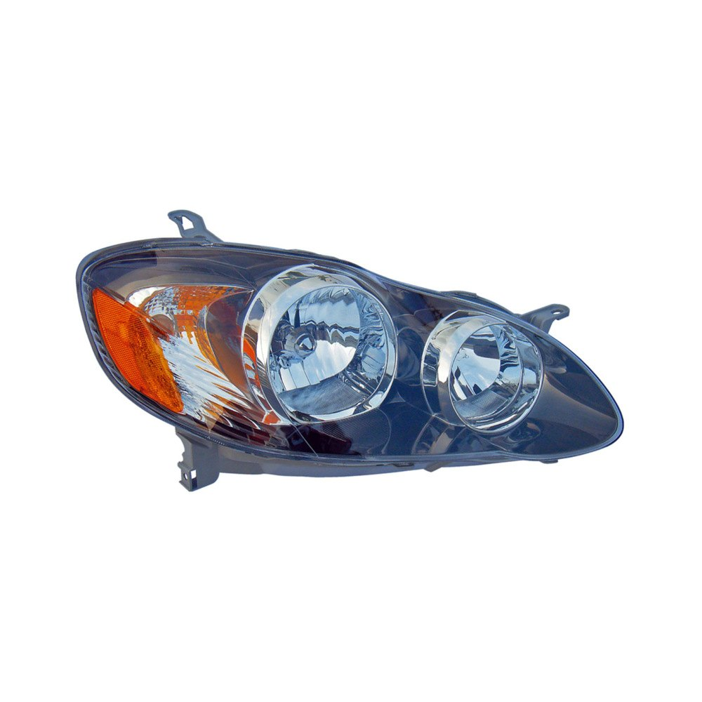 dorman toyota corolla 2006 replacement headlight. Black Bedroom Furniture Sets. Home Design Ideas