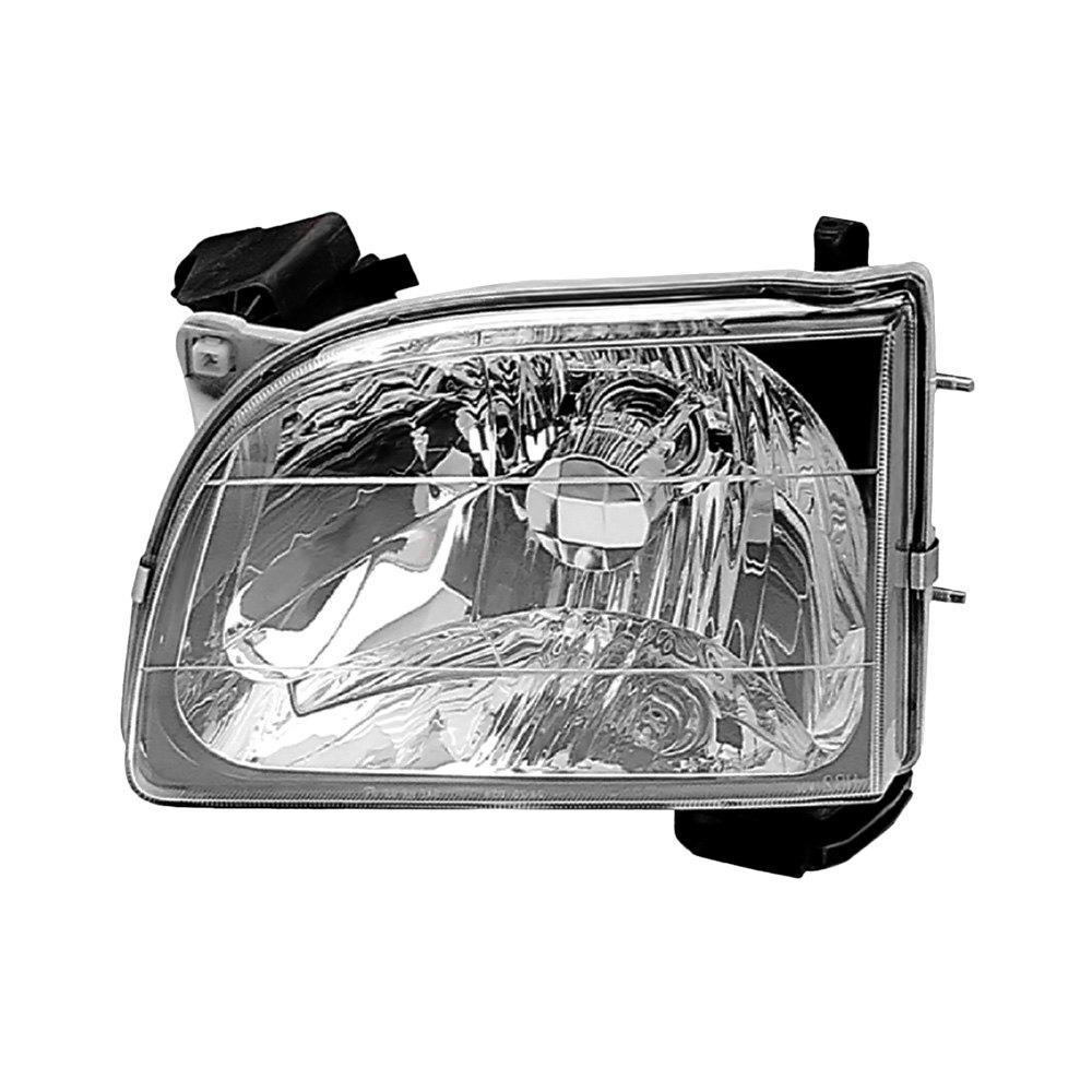 Toyota Tacoma Headlights: Toyota Tacoma 2001-2004 Replacement Headlight