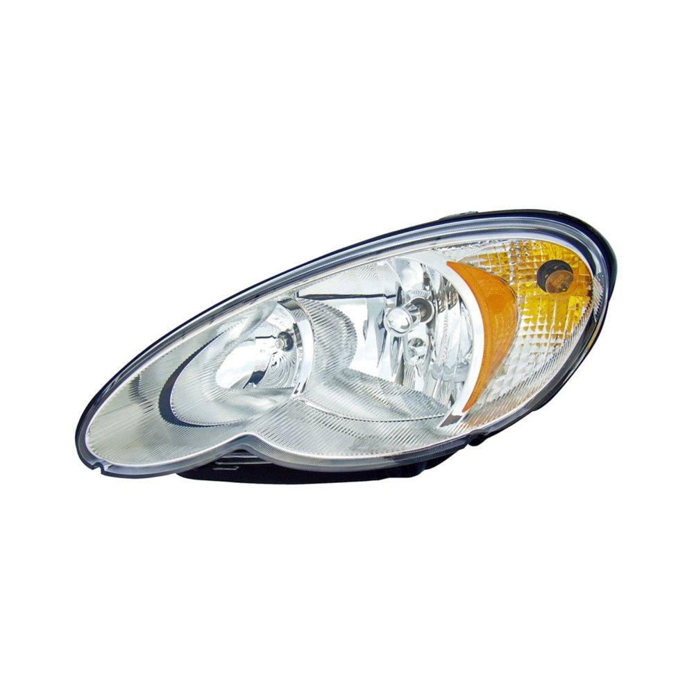 how to adjust headlight 2007 chrysler pt cruiser. Black Bedroom Furniture Sets. Home Design Ideas