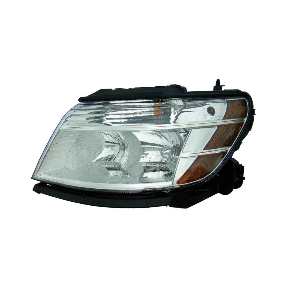 Ford Taurus Headlight Assembly : Dorman ford taurus  replacement headlight