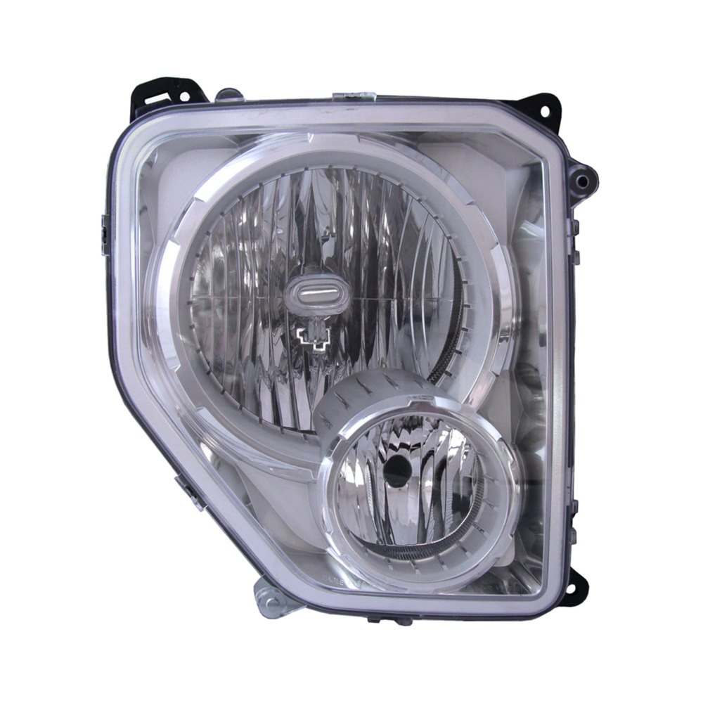Service Manual [List Of Replacement Bulbs For A 2009 Jeep