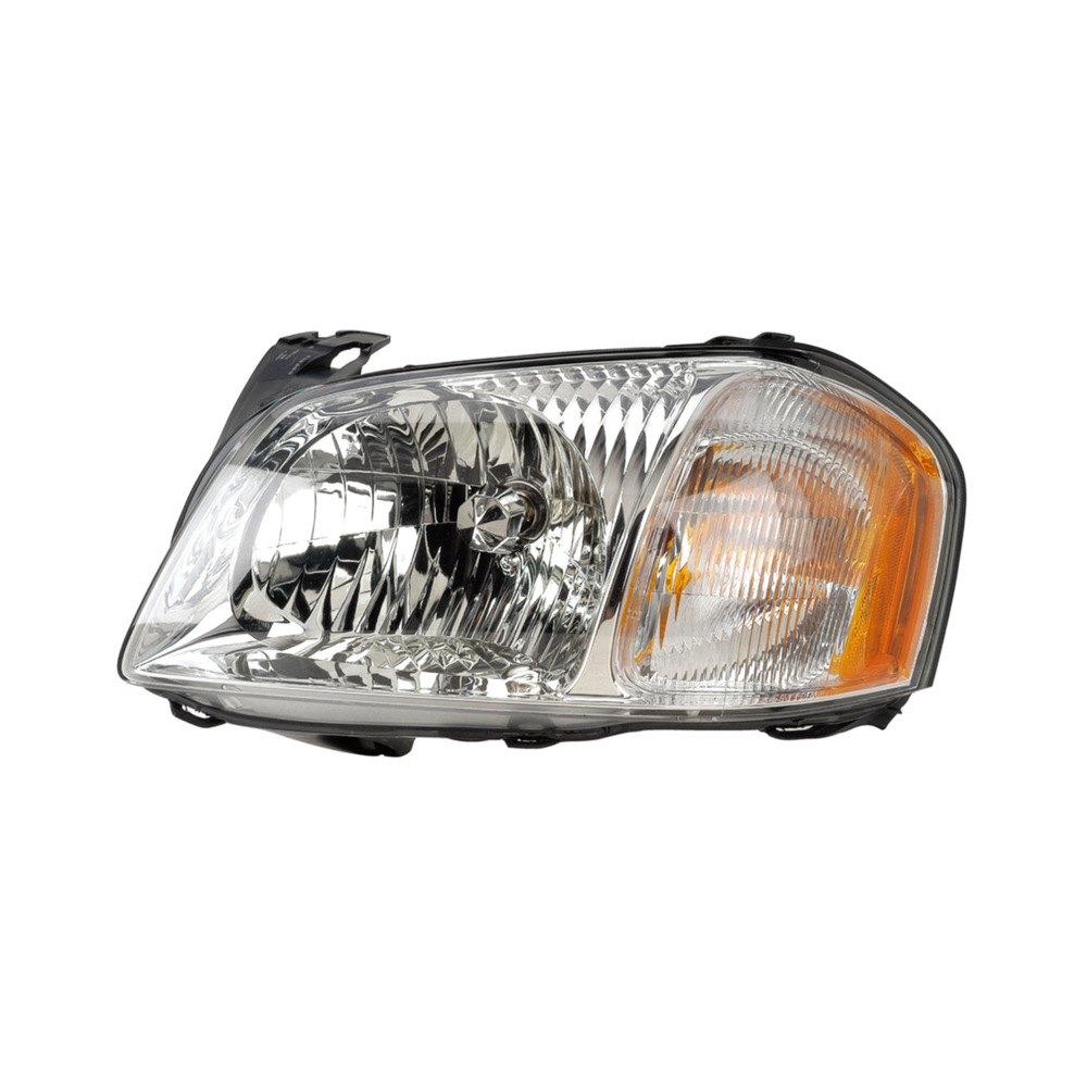 2001 Mazda Tribute Exterior: Mazda Tribute 2001-2004 Replacement Headlight