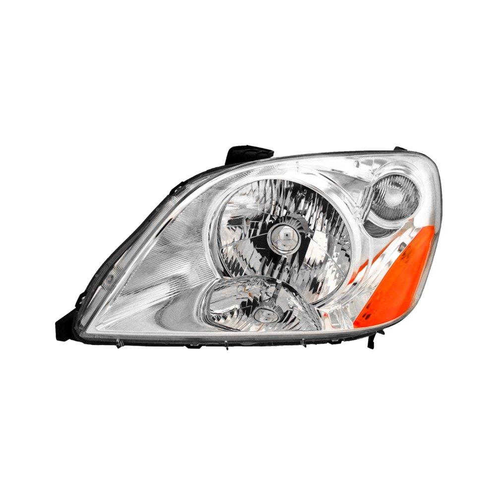 dorman honda pilot  replacement headlight caridcom