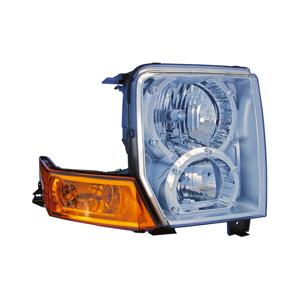 Jeep Commander 2006 Replacement Headlight