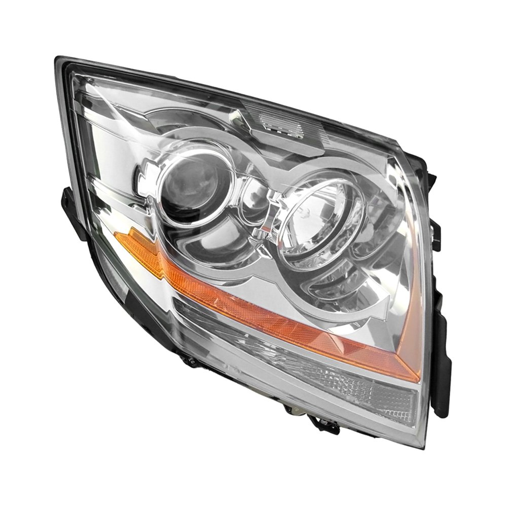 on Cadillac Cts Headlight Bulb Replacement