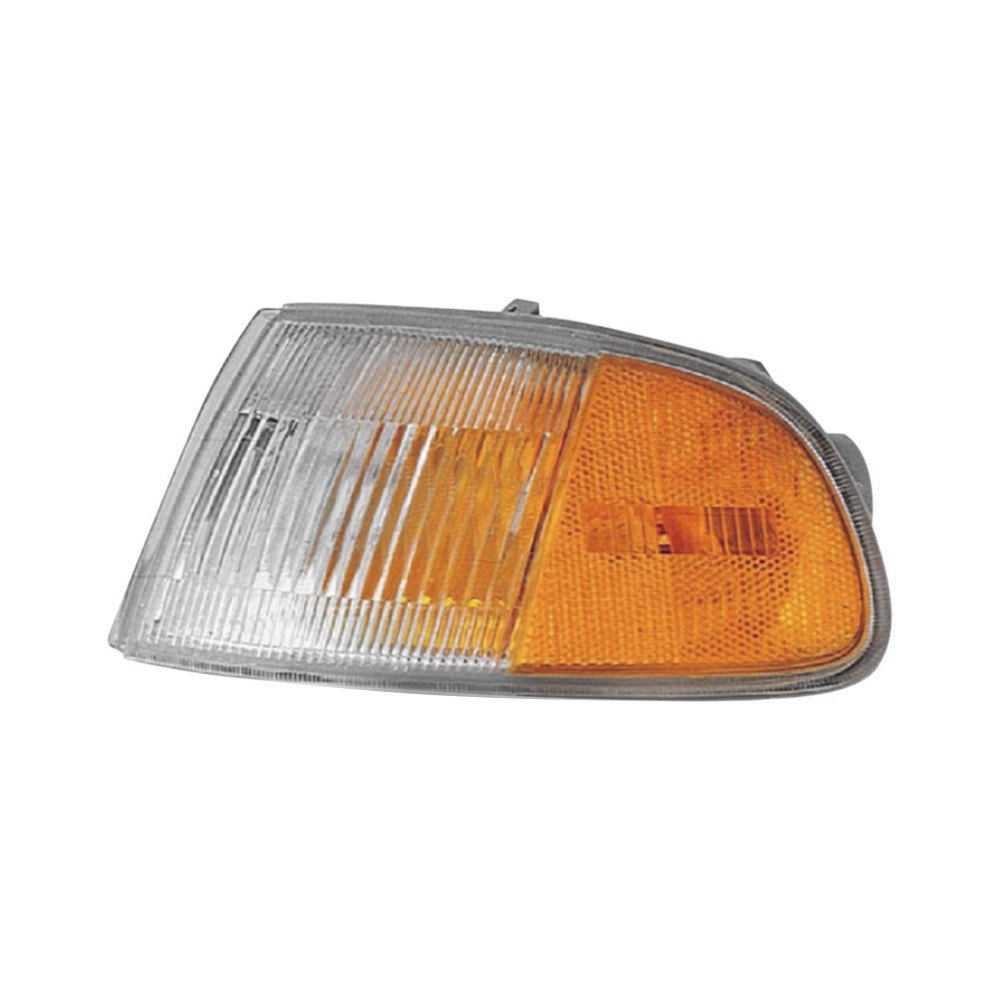 Service Manual Front Parking Light Replacement On A 1993
