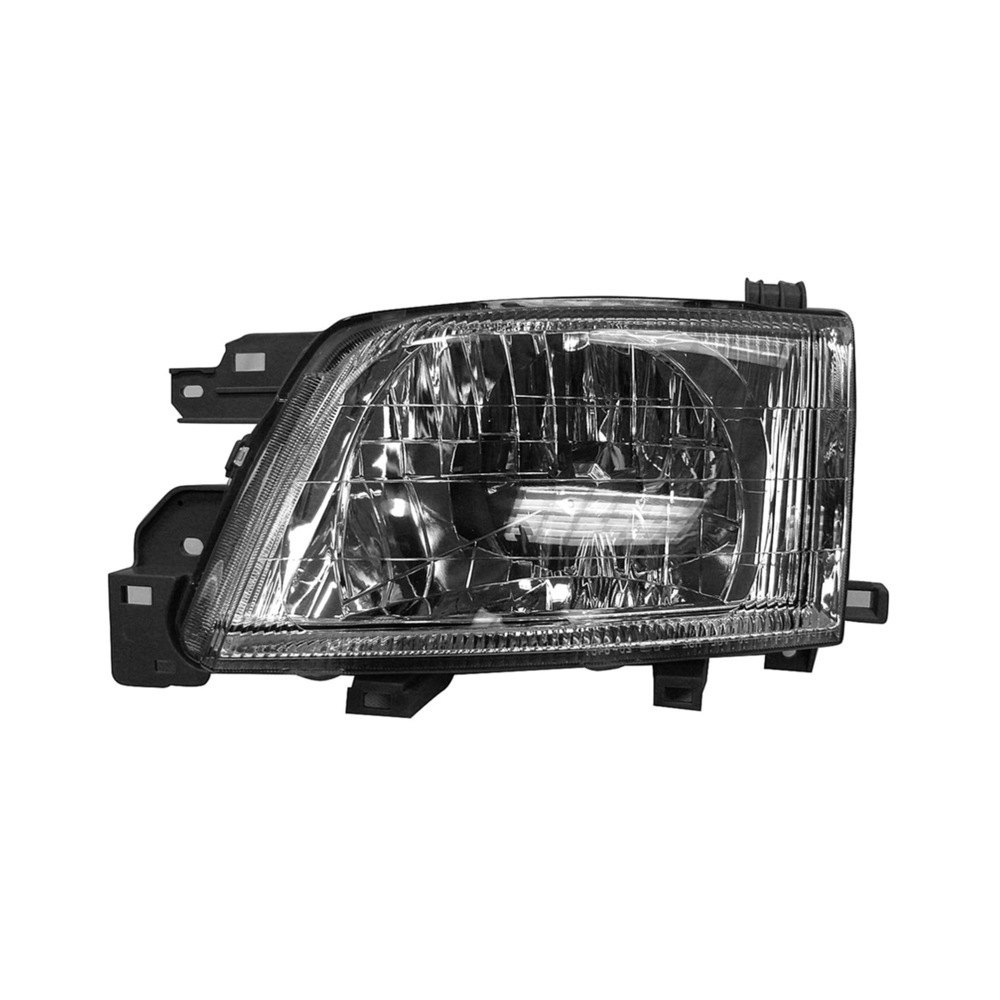2002 Subaru Forester Headlights
