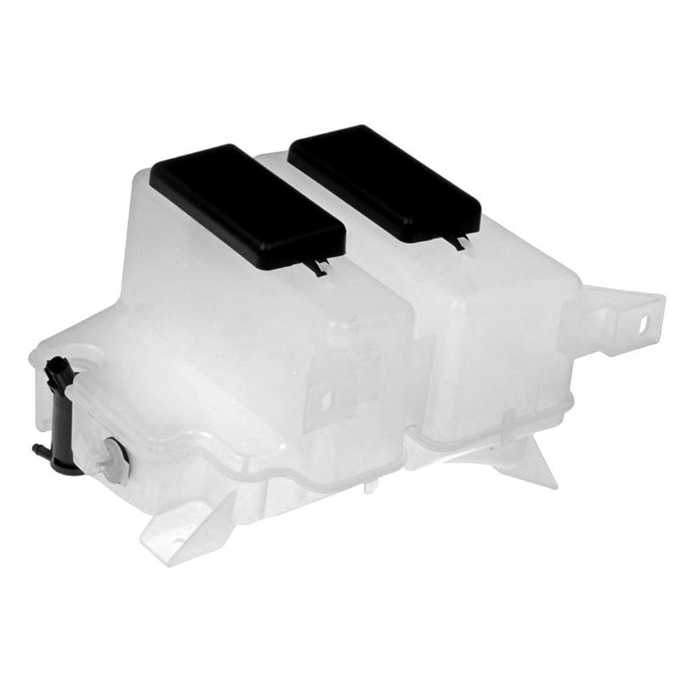 Engine Coolant Recovery Tank Front Dorman 603-091