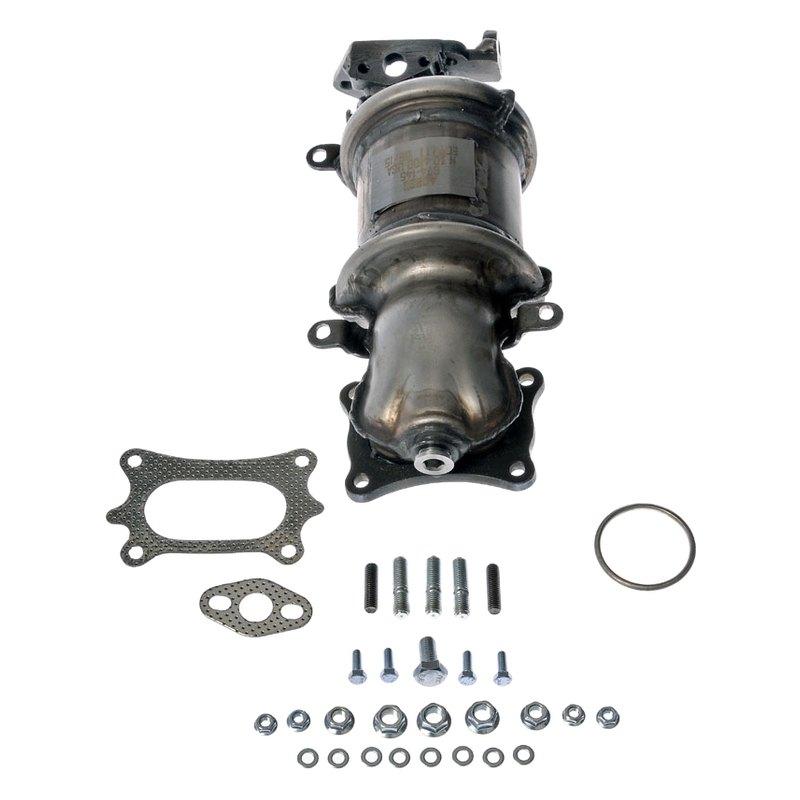 Dorman Exhaust Manifold w// Catalytic Converter LH for Accord Pilot MDX