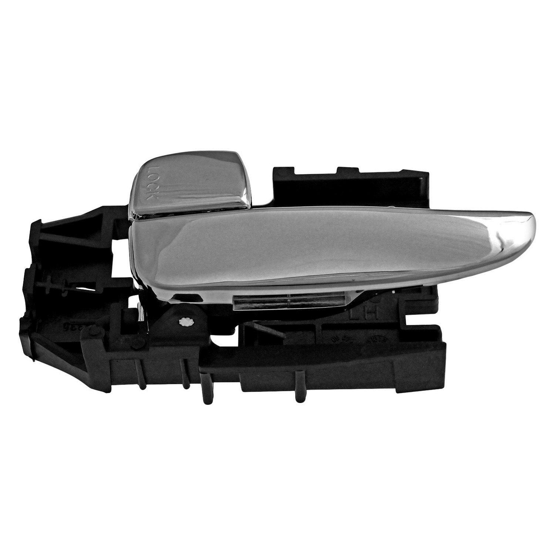 Interior Door Handle For 92 95 Hyundai Elantra Front Or Rear Right Gray Plastic Car Truck Interior Door Handles