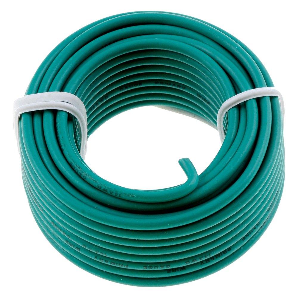 Dorman® 85723 - 14 Gauge 20\' Green Primary Wire