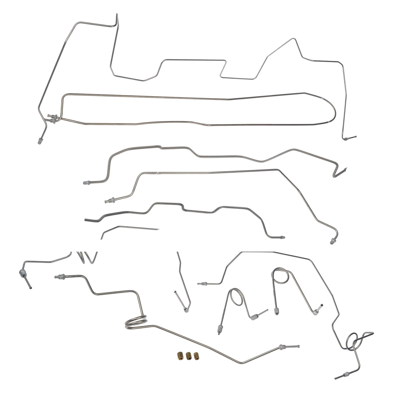Dorman Chevy K1500 4 3l 5 0l 5 7l 1995 Brake