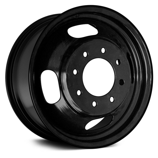 New 2003-2015 Chevrolet Express 3500 16x6.5 Steel Wheel Rim
