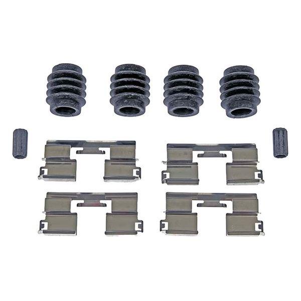 dorman chevy volt 2011 2015 disc brake hardware kit. Black Bedroom Furniture Sets. Home Design Ideas