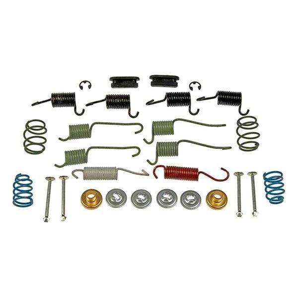 dorman chevy cavalier 1998 rear drum brake hardware kit. Black Bedroom Furniture Sets. Home Design Ideas