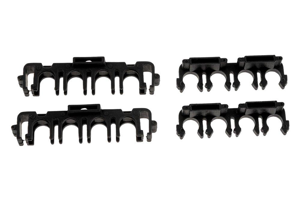 Dorman® - Spark Plug Wire Holders on spark plug wire order, spark plug wire labels, spark plug wire pins, spark plug wire looms, spark plug wire by the foot, spark plug wire brackets, coil wire holders, spark plug wire sizes, spark plug wire dividers, spark plug wire lights, spark plug wire accessories, spark plug wire hangers, spark plug wire clamp, spark plug wire socks, taylor plug wire holders, spark plug wire organizer installed, spark plug wire separators, spark plug wire retainer, spark plug wire repair, spark plug wire routing,