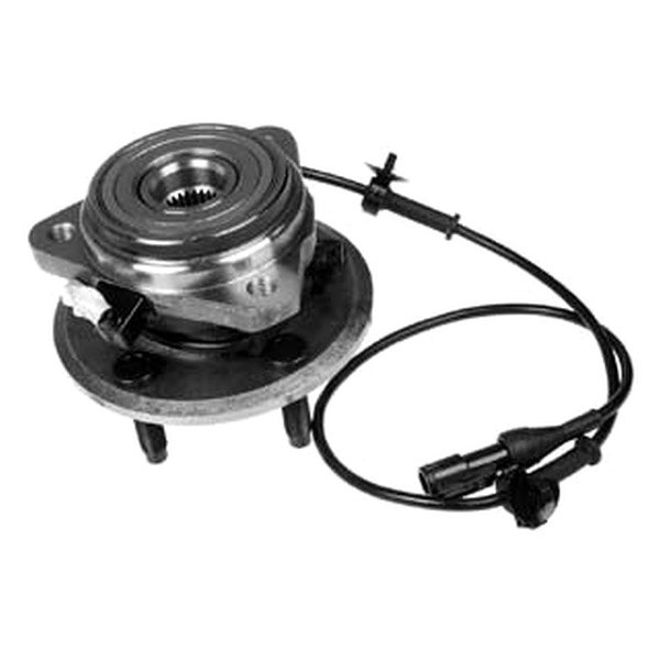 Chevy Blazer 2003-2005 Front Axle Bearing And