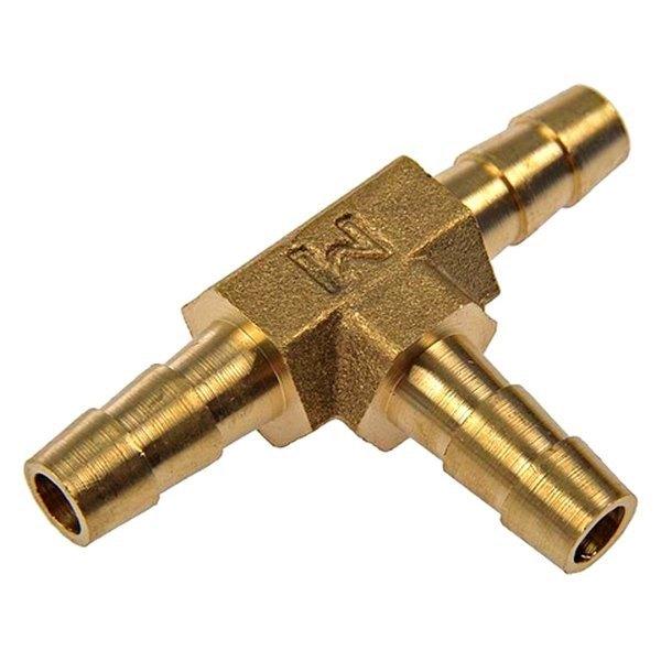 Dorman  brass tee connector
