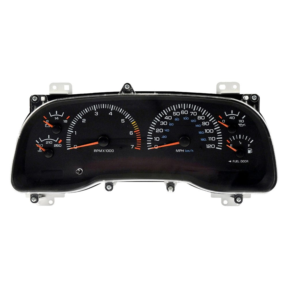 Dodge Dakota 2000 Remanufactured Complete: Dodge Dakota 2000 Remanufactured Instrument Cluster