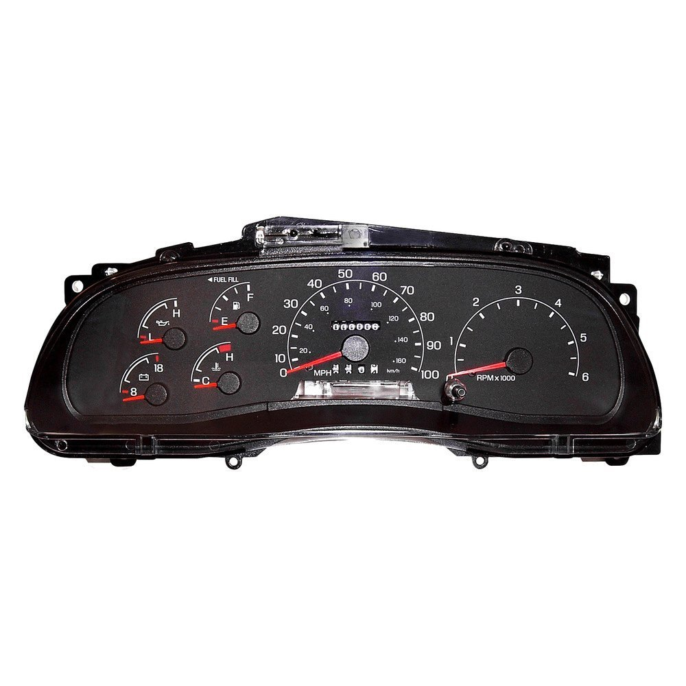 Ford F 250 Super Duty 2000 Remanufactured: Ford F-250 Super Duty With Tachometer 1999