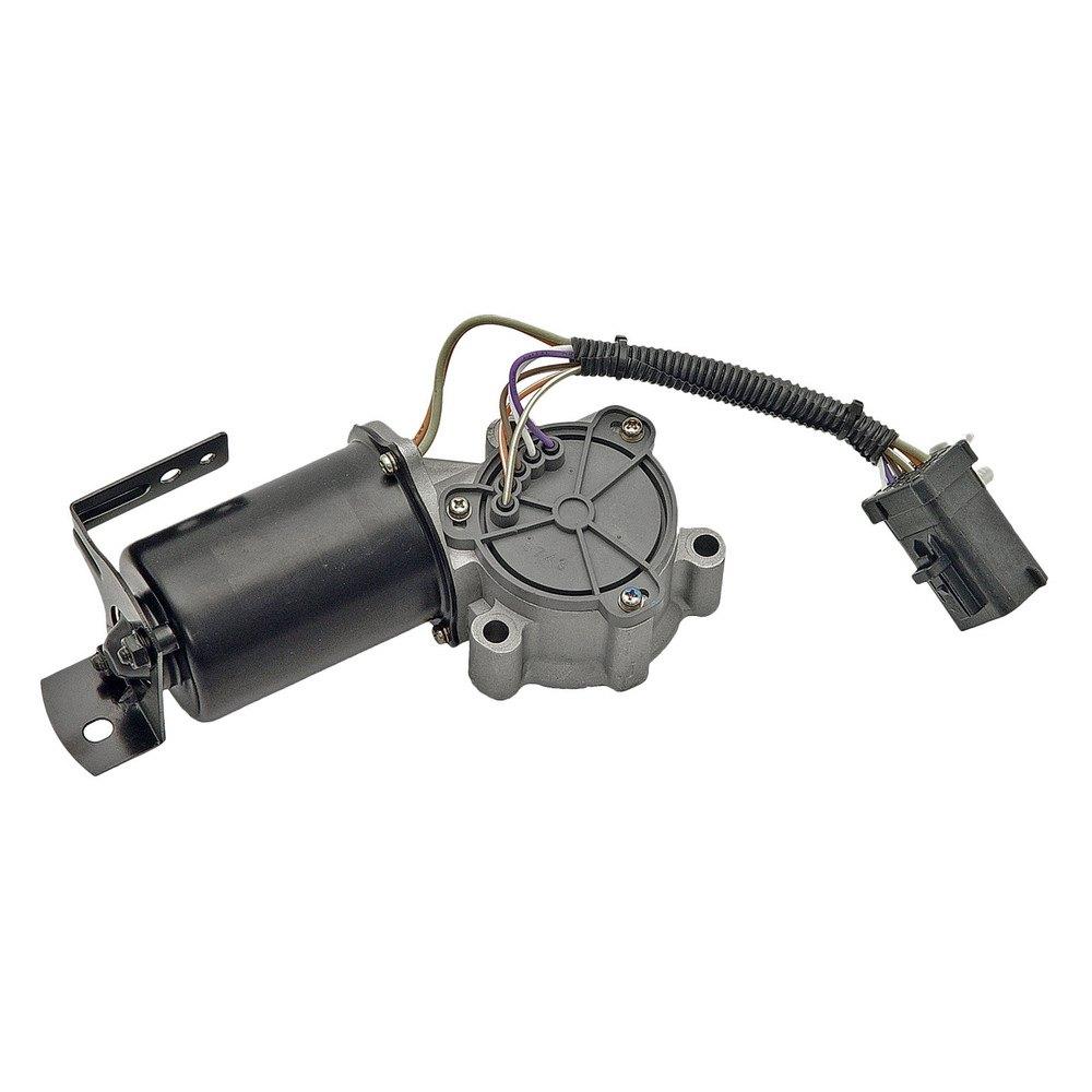 Dorman 600 803 transfer case motor for Transfer case motor replacement cost