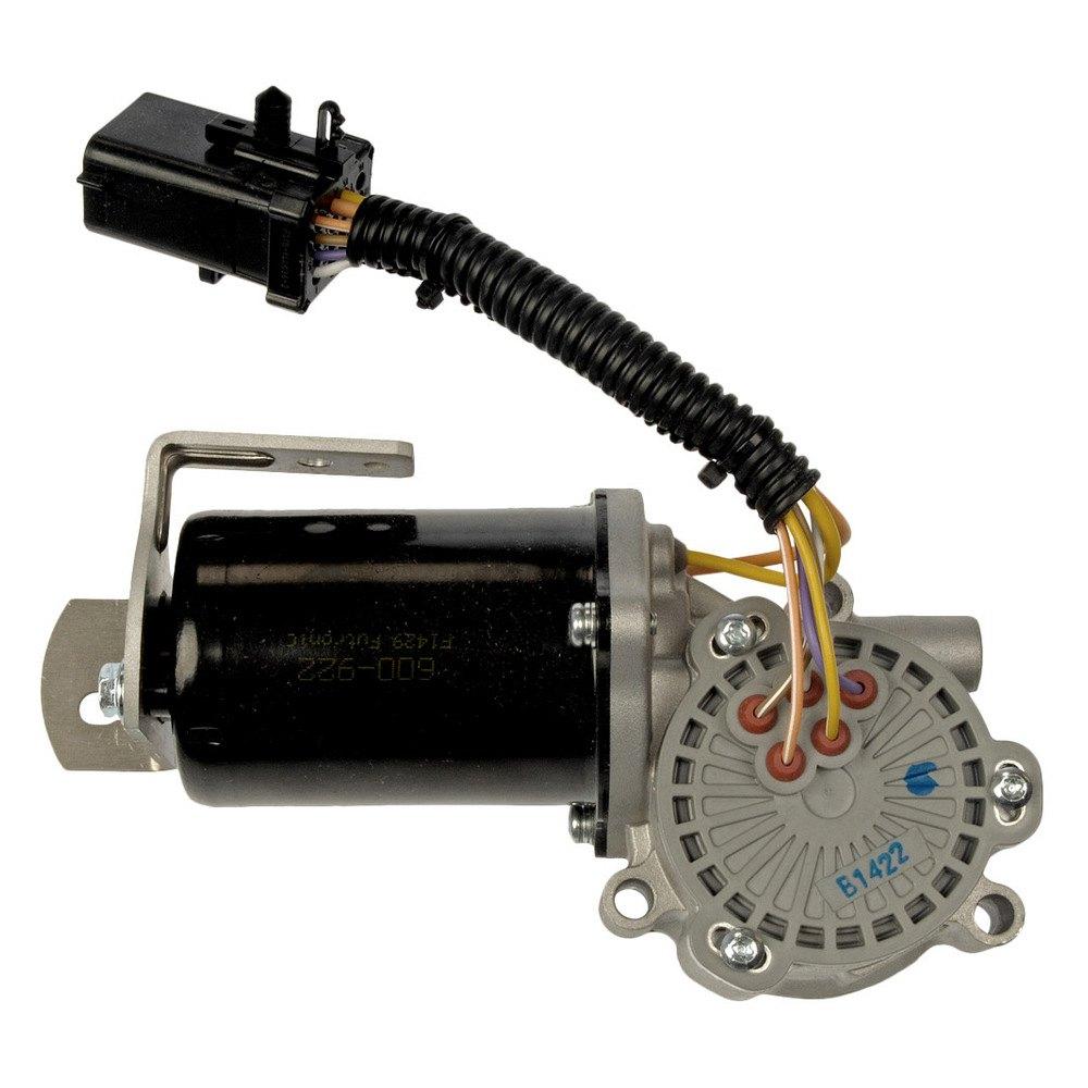 Dorman ford explorer 2001 transfer case motor for Transfer case motor replacement cost