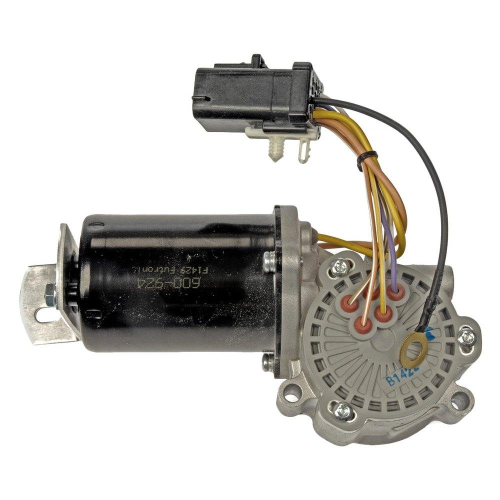 Dorman 600 924 transfer case motor for Transfer case motor replacement cost