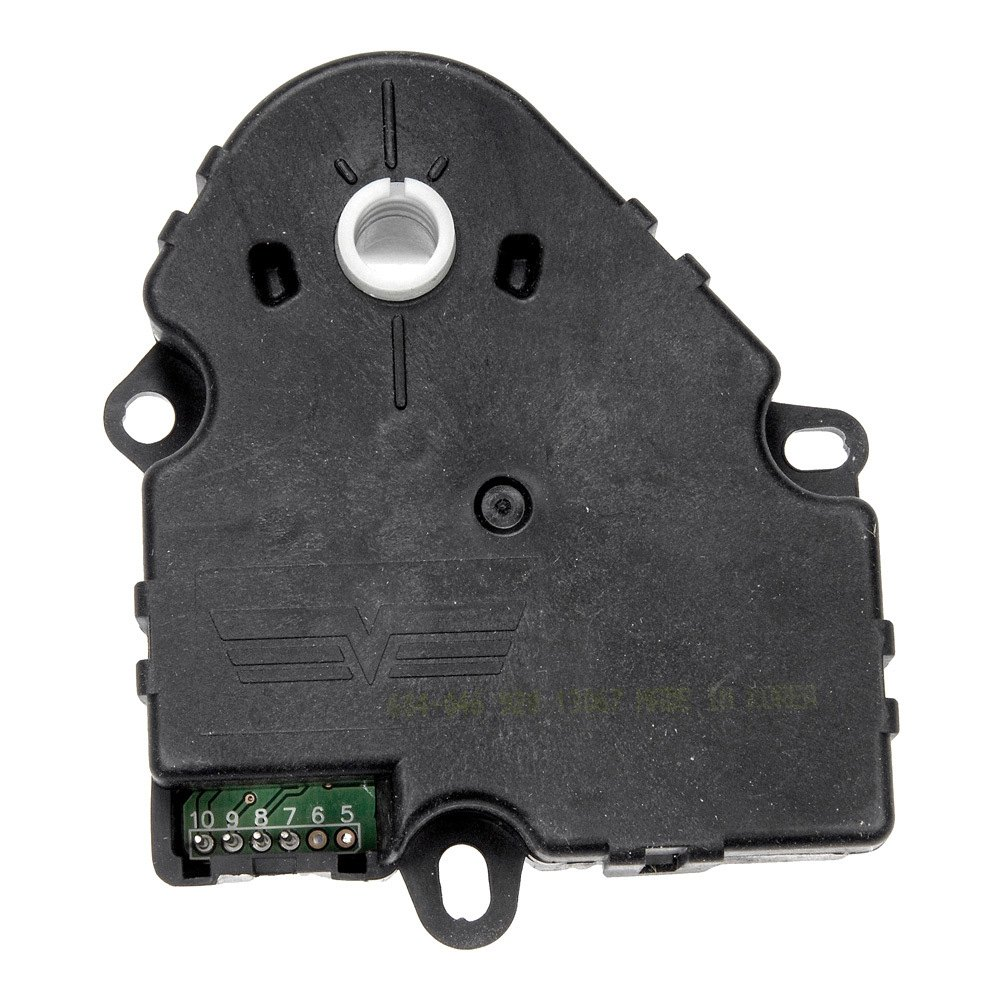 Service manual manually open blend door on a 2006 jeep for Jeep grand cherokee blend door actuator motor