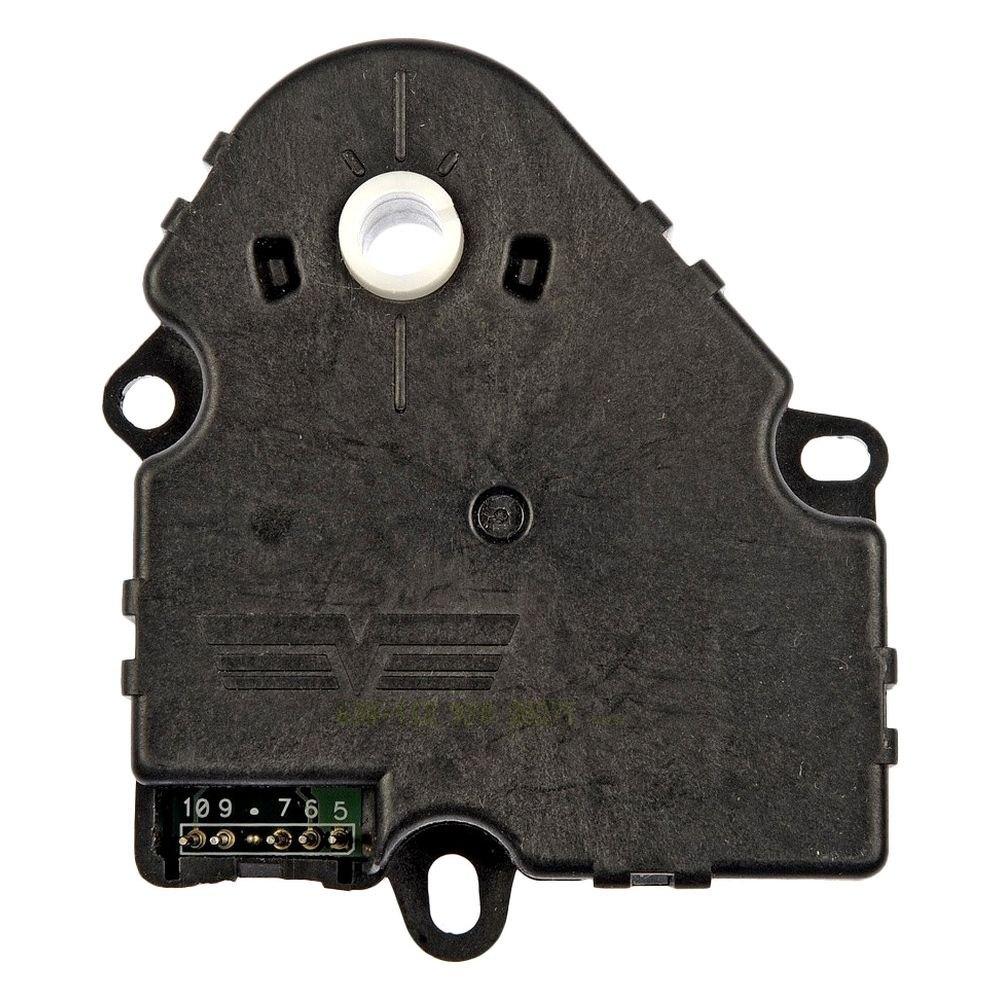 Dorman chevy silverado 2005 hvac heater blend door actuator for Door actuator