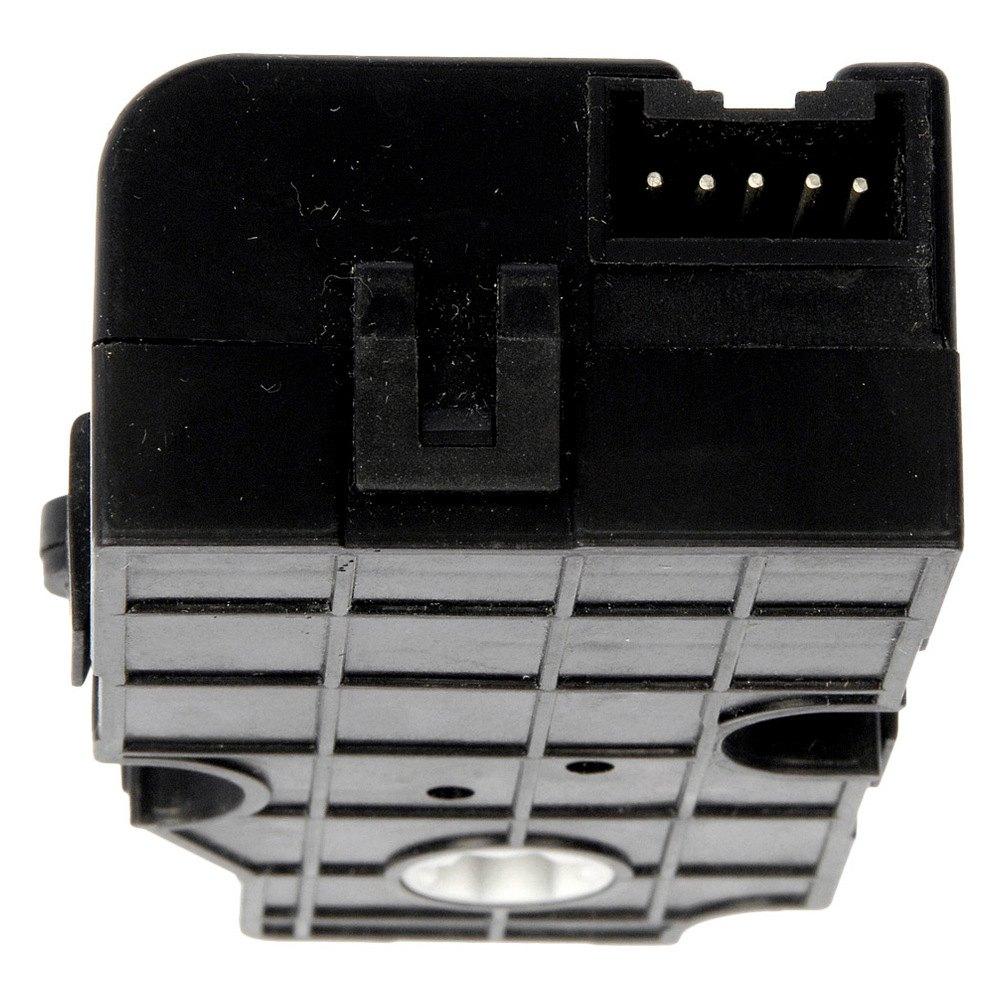 Dorman® - Chevy Trailblazer 2002 HVAC Heater Blend Door Actuator