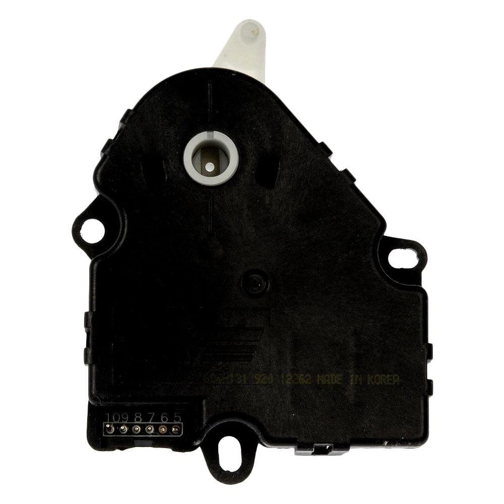 Dorman 174 Chevy Venture 2001 Hvac Heater Blend Door Actuator